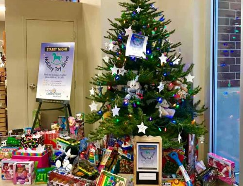 Starry Night Toy Drive