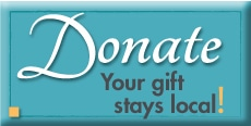 Donate, your gift stays locl!