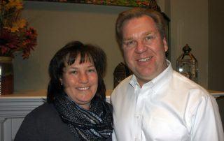 Ron & Peggy Weingartz