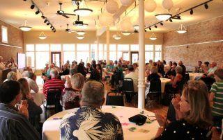 Volunteer Appreciation Dinner photograph