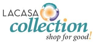Lacasa Collection Shop for Good! Logo