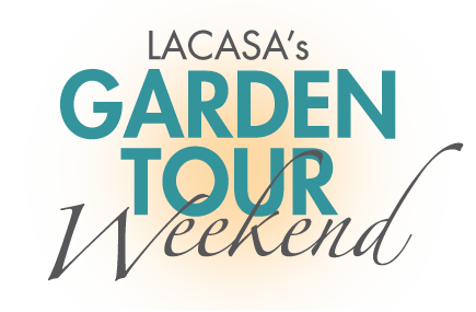 Lacasa's Garden Tour Weekend Graphic