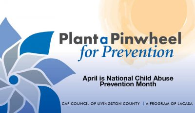 Plant a Pinwheel for Prevention