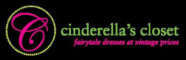 Cinderella's Closet - fairytale dresses at vintage prices