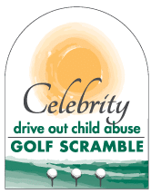 Celebrity Golf Scramble Logo