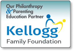 Our Philanthropy & Parenting Partner - Kellogg Family Foundation