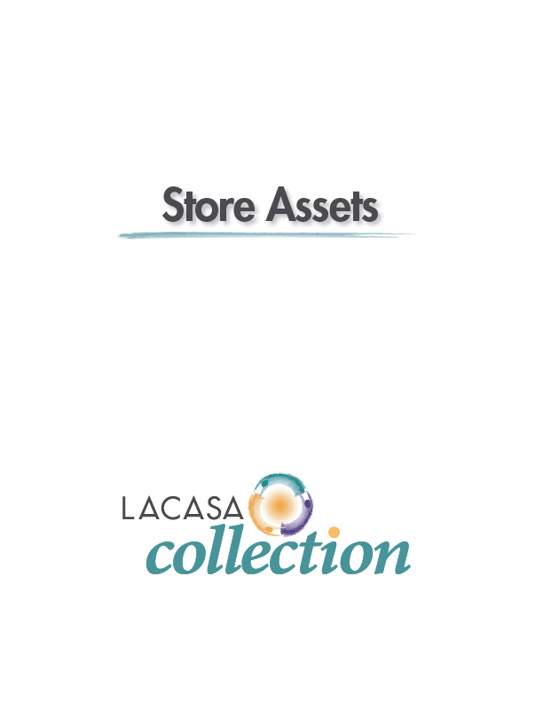 Store Assets LACASA Collection