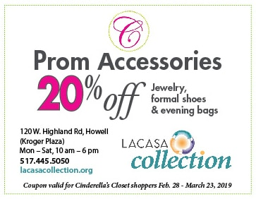 Prom Accessories 20% off