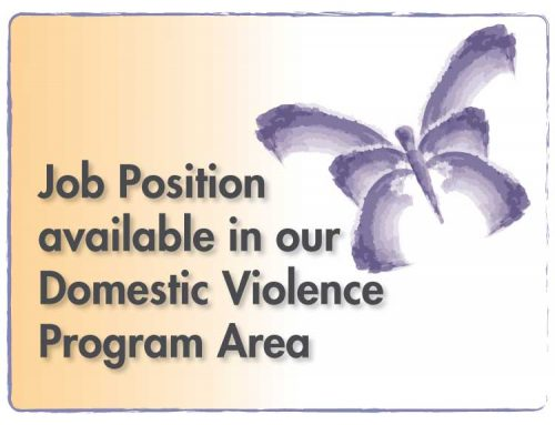 Adult Domestic Violence Services Counselor
