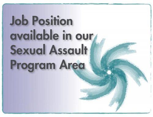 Adult Sexual Assault Services Counselor