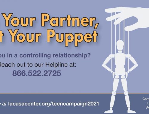 Teens Launch 'Not A Puppet' Campaign