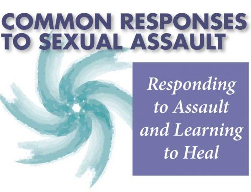 Common Responses to Sexual Assault