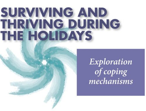 Surviving and Thriving During the Holidays Workshop