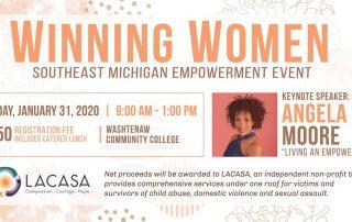Winning Women | Southeast Michigan Empowerment Event