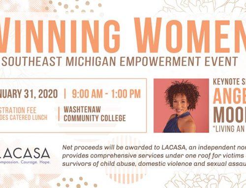 Winning Women Empowerment Event