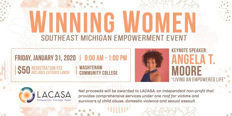 Winning Women | Southeast Michigan Empowerment Event
