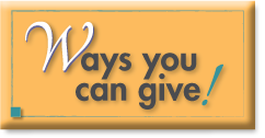 Ways you can give!